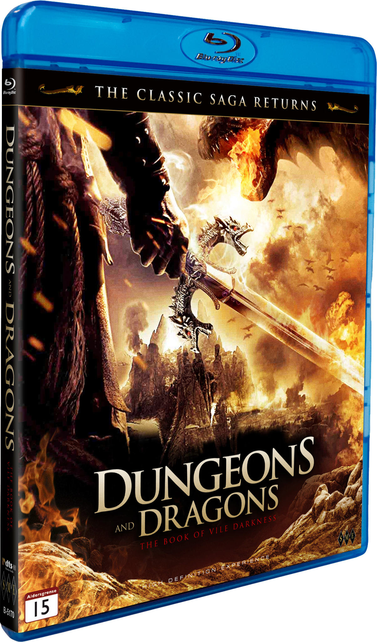 Dungeons & Dragons (film series) - Wikipedia