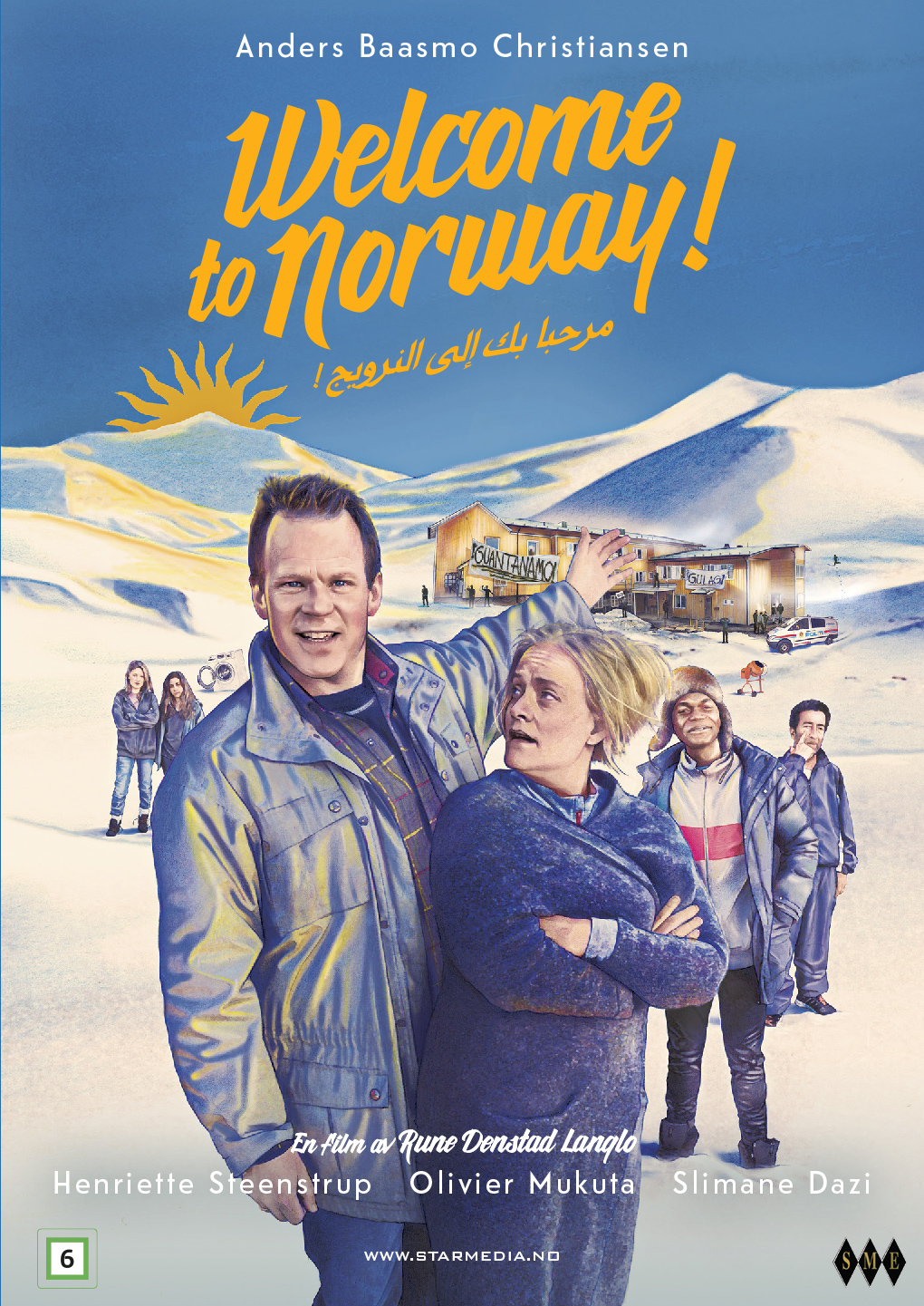 Welcome to norway leie