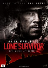4171 Lone Survivor nor DVD forside