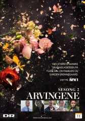 4237 Arvingene 2 nor DVD f+r