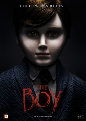 4296 The Boy nor DVD f+r