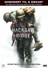 4347 Hacksaw Ridge NEW DVD inlay 1