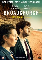 4349 Broadchurch S02 DVD Nor f+r