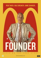 4352 The Founder nor DVD f+r