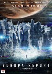 Europa report nor DVD forside