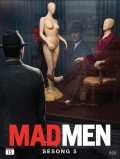 Mad Men 5 dvd forside