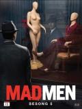 Mad Men 5 dvd forside