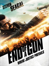 end of a gun forside